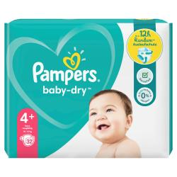 Pampers Baby Dry Gr.4+ Maxi+ 10-15kg Einzelpack