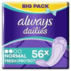 Always Slipeinlagen Fresh&Protect Normal Vorteilspack