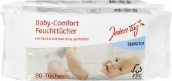 Jeden Tag Baby-Comfort Feuchttücher sensitiv
