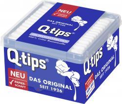 Pelz Q-Tips Pflegestäbchen mit Papierschaft
