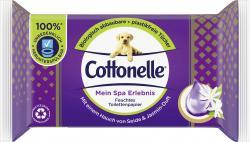 Cottonelle Feuchtes Toilettenpapier Mein Spa Erlebnis Seide & Jasmin