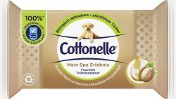 Cottonelle Feuchtes Toilettenpapier Mein Spa Erlebnis Kaschmir & Shea Butter
