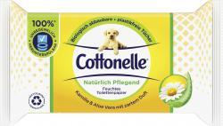 Cottonelle Feuchtes Toilettenpapier Natürlich Pflegend Kamille & Aloe Vera