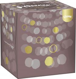 Kleenex Ultra Soft Kosmetiktücher Würfelbox