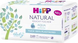 Hipp Babysanft Feuchttücher Natural Aqua