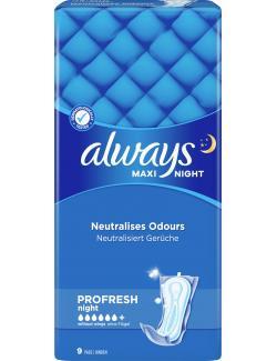 Always Maxi Binde ProFresh Night