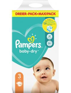 Pampers Baby-Dry Gr. 3, 6-10 kg