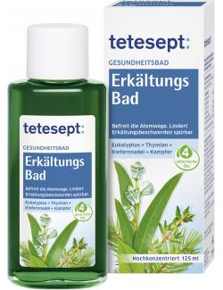 Tetesept Erkältungs Bad (125 ml) - 4008491116268