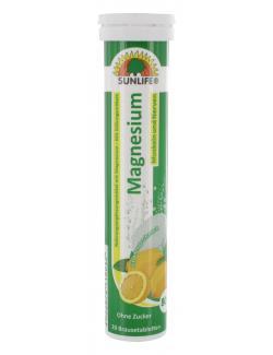 Sunlife Magnesium Brausetabletten
