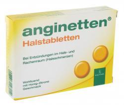 Klosterfrau Anginetten Halstabletten (24 St.) - 4008617148012