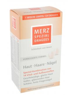 Merz Spezial Dragees Haut-Haare-Nägel (134 St.) - 4008491306256