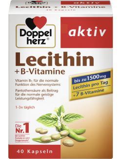 Doppelherz Aktiv Lecithin + B-Vitamine