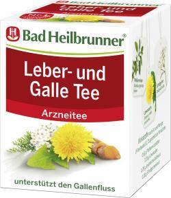 Bad Heilbrunner Leber- und Galle Tee