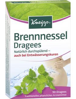 Kneipp Entwässerung Brennessel Dragees