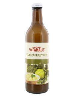 Vitahaus Sauerkrautkur (750 ml) - 4012982043308