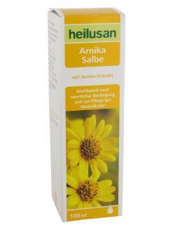 Heilusan Arnika Salbe (100 ml) - 4037771620997