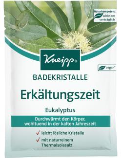Kneipp Badekristalle Erkältungszeit Eukalyptus