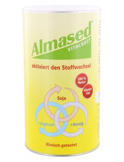Almased Vitalkost aktiviert den Stoffwechsel