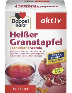 Doppelherz aktiv Heißer Granatapfel + Sanddorn + Acerola - 4009932007886