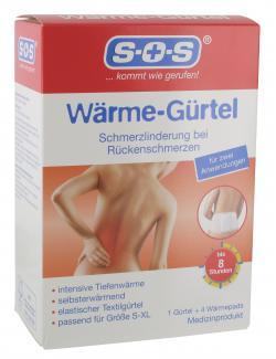 SOS Wärme-Gürtel (1 St.) - 4036581528042
