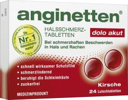 Klosterfrau Anginetten dolo akut Halstabletten (24 St.) - 4008617148951