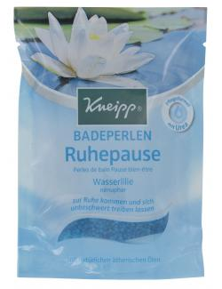 Kneipp Ruhepause Wasserlilie Badeperlen (80 g) - 4008233123929