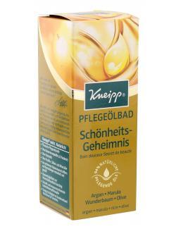 Kneipp Schönheitsgeheimnis Pflegeölbad (100 ml) - 4008233124032