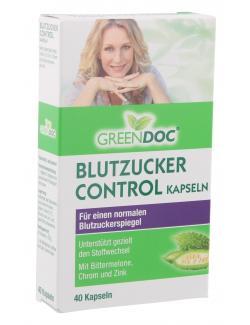 GreenDoc Blutzucker Control - 4036581530649
