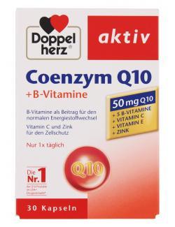 Doppelherz Coenzym Q10 (30 St.) - 4009932007091