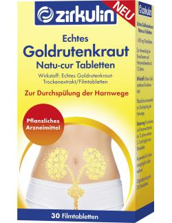 Zirkulin Echtes Goldrutenkraut Natu-cur - 4056500085555