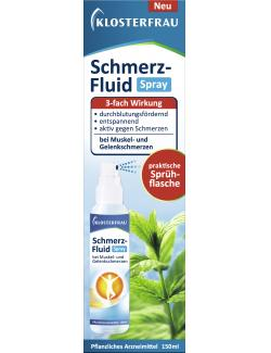 Klosterfrau Schmerz-Fluid Spray (150 ml) - 4008617006725