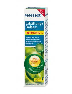 Tetesept: Erkältungs Balsam intensiv PA (50 g) - 4008491219044