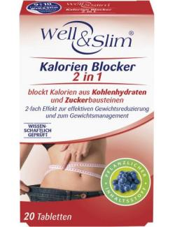 Well & Slim Kalorien Blocker 2 in 1