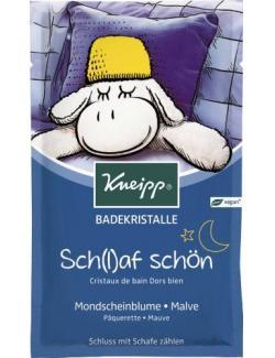 Kneipp Sch(l)af schön Badekristalle