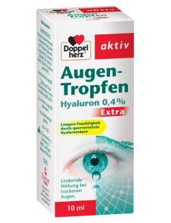 Doppelherz aktiv Augen-Tropfen Hyaluron 0,4%