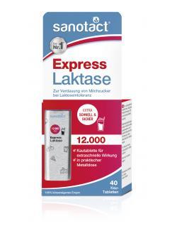 Sanotact Express Laktase 12.000
