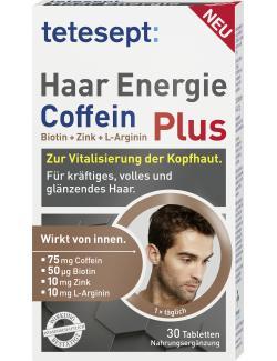 Tetesept Haar Energie Coffein Plus