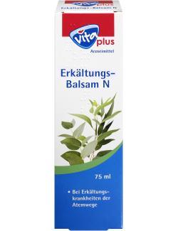 Vita Plus Erkältungsbalsam N