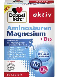 Doppelherz aktiv Aminosäuren Magnesium + B12