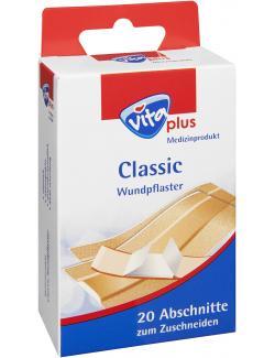 Vita plus Wundpflaster Classic