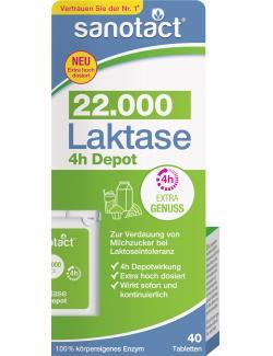 Sanotact Laktase 22.000 Depot
