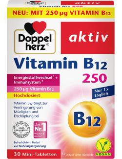 Doppelherz aktiv Vitamin B12 250