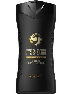 Axe Gold Temptation Shower Gel (250 ml) - 8712561423717