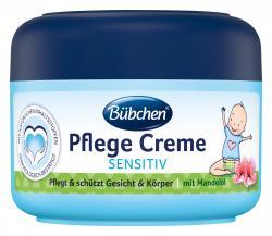 Bübchen Babypflege Pflege Creme mit reichhaltiger Sheabutter