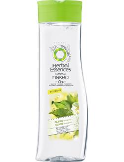 Herbal Essences Clearly naked Glanzshampoo mit weißem Tee & Minz-Extrakten (250 ml) - 4084500128156