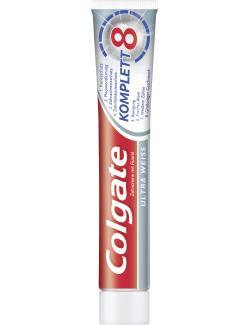Colgate Zahncreme Komplett ultra weiß (75 ml) - 8714789971926