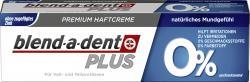 Blend-a-dent Plus Premium Haftcreme
