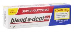 Blend-a-dent Complete Super-Haftcreme extra stark (47 g) - 4084500170186
