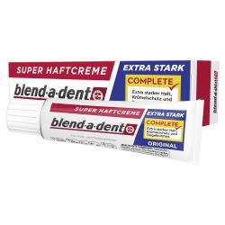 Blend-a-dent Complete Super-Haftcreme extra stark