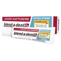 Blend-a-dent Complete Super Haftcreme extra stark (47 g) - 4084500170131
